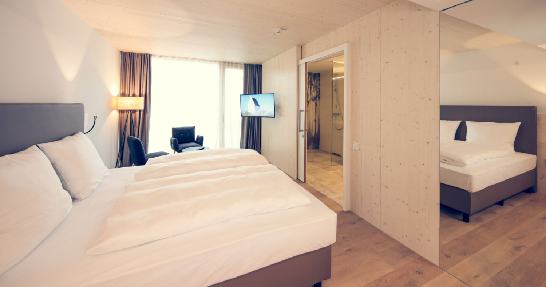 Hotel klingenstein hotel wirtshaus brauerei for Was ist ein superior zimmer